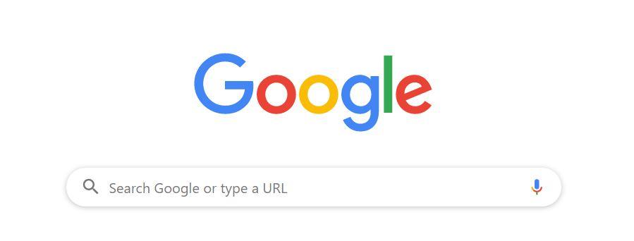 google'da arama yapın veya bir url yazın